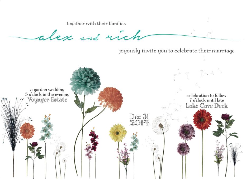 Wedding Invitations and design • Sea Design :: Margaret River ...